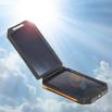 Napelemes   mobil töltők